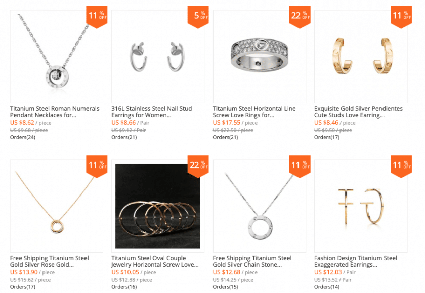best fake jewelry aliexpress