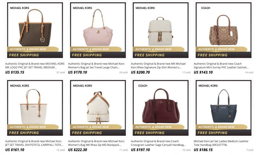real bag brands aliexpress