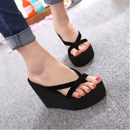 comfortable platform shoes for girls