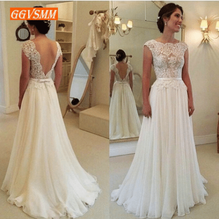 aliexpress wedding dress review