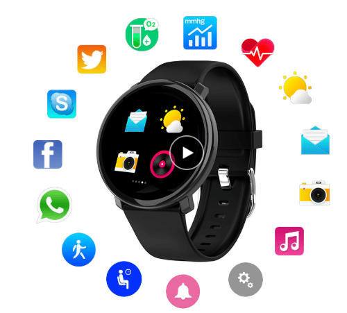 cheap chinese smartwatch
