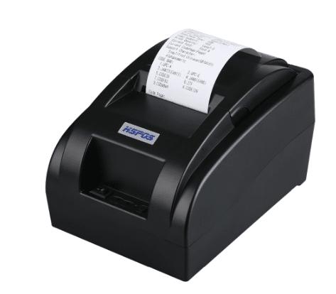 mini size portable thermal printer for POS