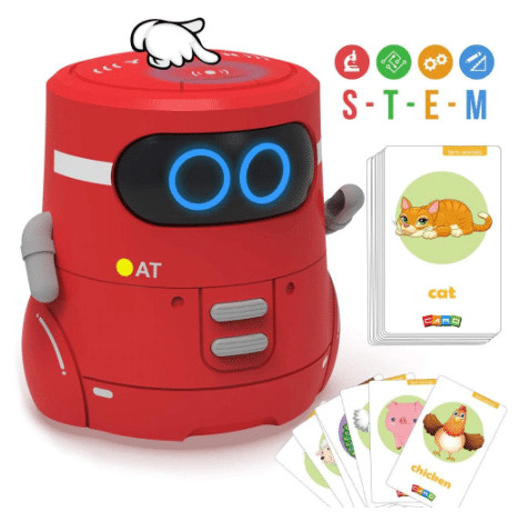 talking robots for kids
