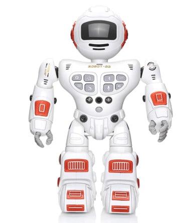 walking talking robot toy