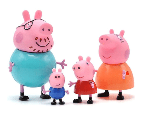 peppa pig toys aliexpress