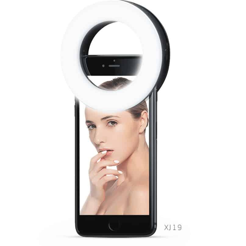 cheap selfie ring light