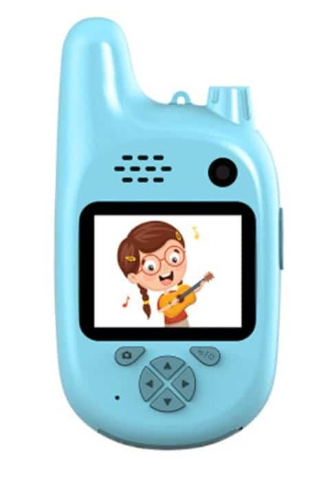 smart walkie talkie