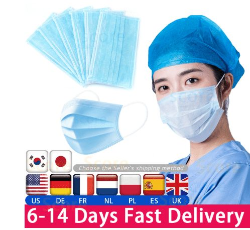 surgical mask aliexpress