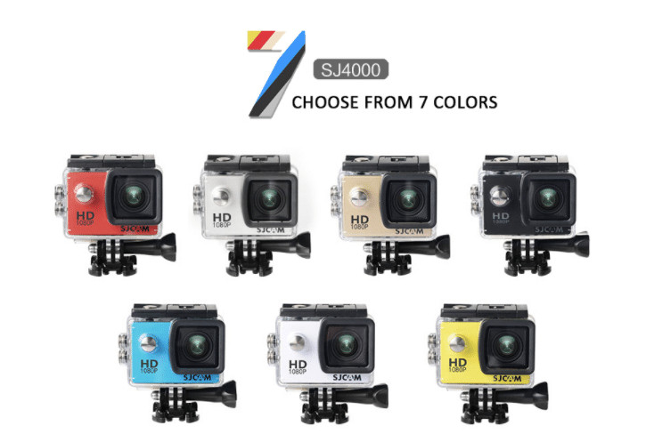 aliexpress action cam review