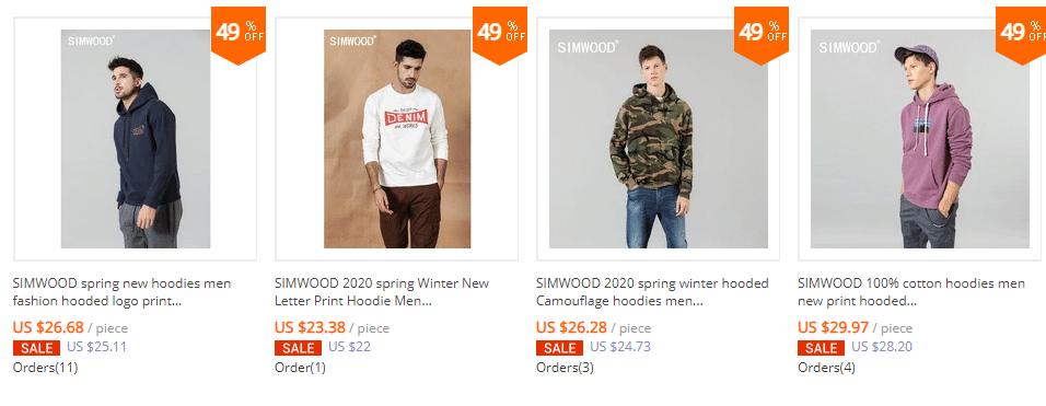 cheap men clothing online