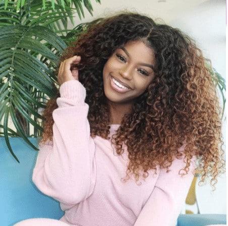 kinky curly wig aliexpress