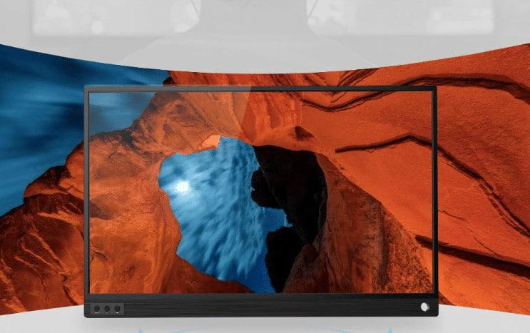 cheapest portable monitor aliexpress
