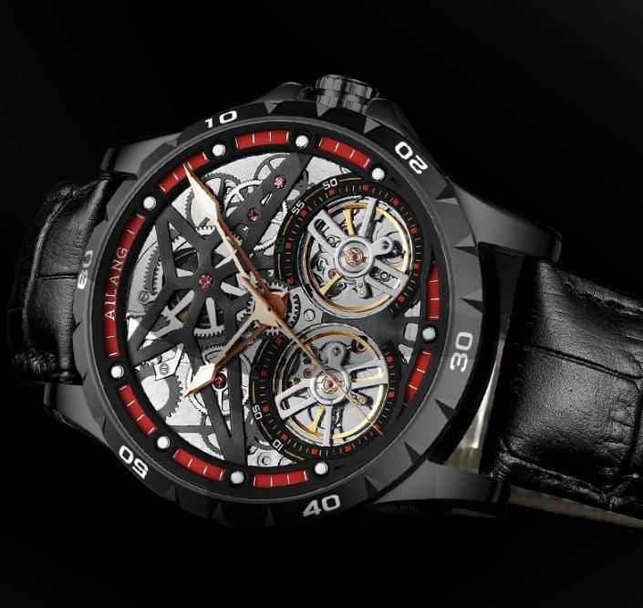 los mejores relojes automáticos chinos
