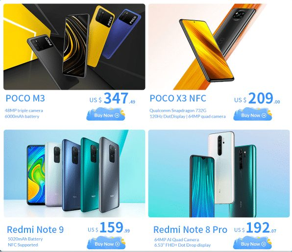best xiaomi products 2021