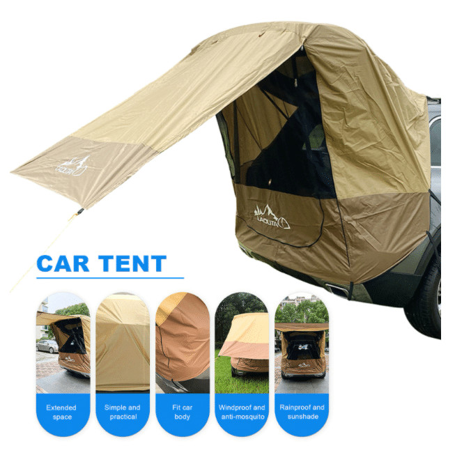 chinese roof top tent review