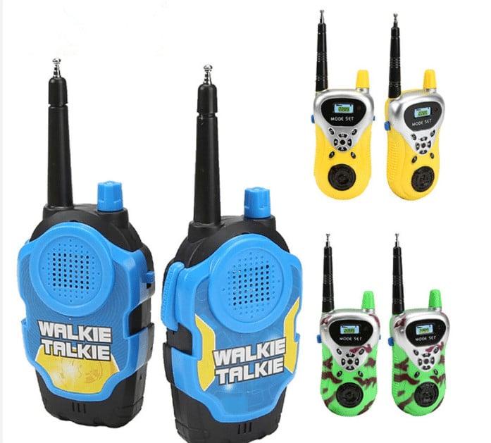 top aliexpress kids walkie talkie